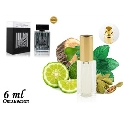 Пробник Zebra Black For Men LPG, Edp, 6 ml (ОАЭ ОРИГИНАЛ) 384
